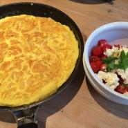 Spansk tortilla (omelet)