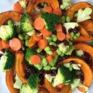 Græskar salat